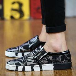 Muyu - 印花轻便鞋