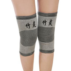 Evora - Charcoal Knee Pad
