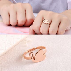 Claudette - 天鹅戒指