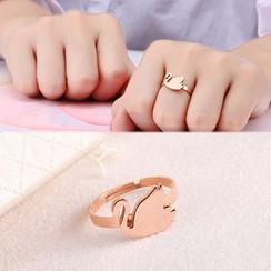 Claudette - 天鵝戒指