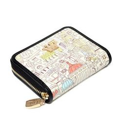 Princess Carousel - Print Zip Wallet