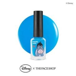 The Face Shop - Trendy Nails (#DSN03 Thoughtful Eeyore) (Disney Collaboration)