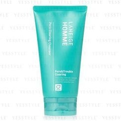 Laneige - Homme Pore Clearing Cleanser