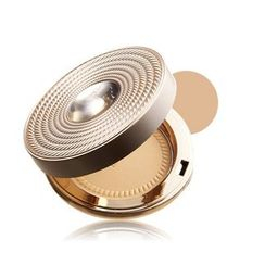 danahan - Silky Radiance Powder Pact SPF17 PA+ with Refill (#23 Natural Beige)