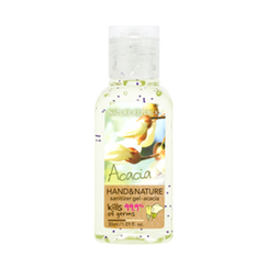 Nature Republic - Hand And Nature Sanitizer Gel (Ethanol) - Acacia 30ml