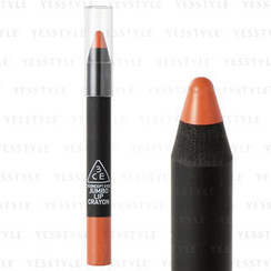 3 CONCEPT EYES - Jumbo Lip Crayon (Pop Orange)