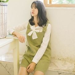 DK Yannie - Plain Jumper Dress