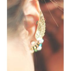 kitsch island - Wing Ear Cuff