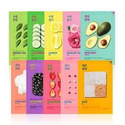 Holika Holika - Pure Essence Mask Sheet (10 Types)