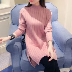 Sienne - Ribbed Knit Dress