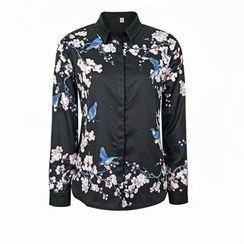 Flore - 碎花衬衫