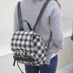 REDOPIN - Tweed Backpack
