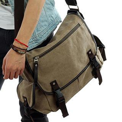 Moyyi - Canvas Messenger Bag