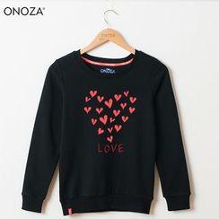 Onoza - 印花套头衫
