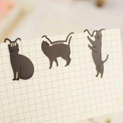 云木良品 - 金属猫猫纸夹