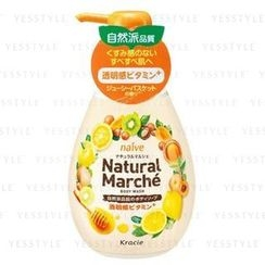 Kracie - Naïve Natural Marche Body Wash (Citrus)