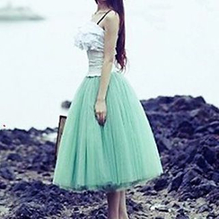 Aquello - 网纱长裙