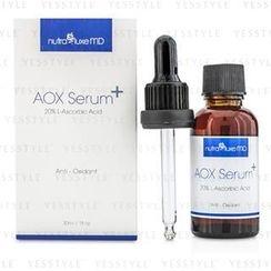 Nutraluxe MD - AOX Serum - 20% L-Ascorbic Acid