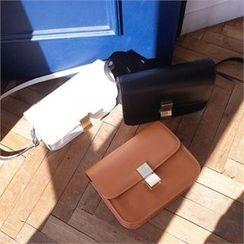Styleberry - Metal Detail Shoulder Bag