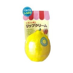 BCL - Lemon Lip Cream