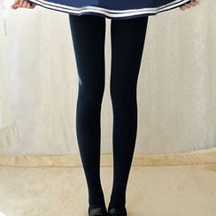 NANA Stockings - Fleece Stirrup Leggings