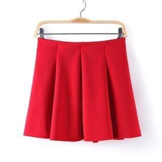 Flower Idea - Pleated Skirt