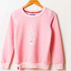 Onoza - Printed Pullover