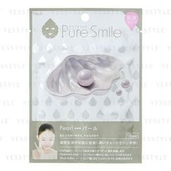Sun Smile - Pure Smile Essence Mask Series For Milky Lotion (Pearl)
