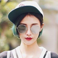 Sunny Eyewear - Mirrored Sunglasses