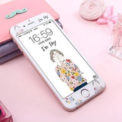 Wince - Cartoon Tempered Glass Screen Protection Film - iPhone 6s Plus