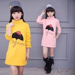 Pegasus - Kids Long-Sleeve A-Line Dress