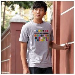 Porspor - Print T-Shirt