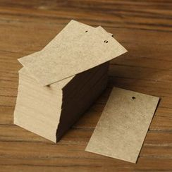 Paper House - Plain Note Card Set (100 pcs)