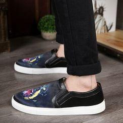 Gerbulan - 印花轻便鞋