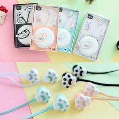 KANNITE - Cat Paw Earphone