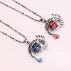 Best Jewellery - Crystal Eye Necklace
