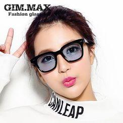 GIMMAX Glasses - Colored Lens Square Sunglasses