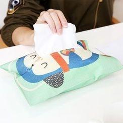 雲木良品 - 帆布紙巾手提包