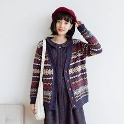 Forest Girl - Pattern Cardigan