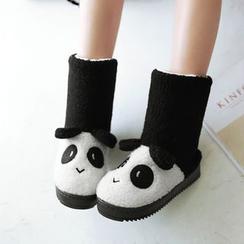 TULASI - 熊貓室內靴