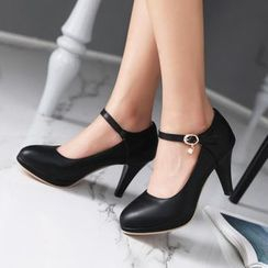 Parkwalker - Mary Jane Pumps