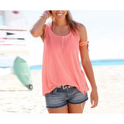 Dream a Dream - Henley Tank Top