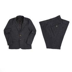 MRCYC - Set: Double Button Blazer + Trousers