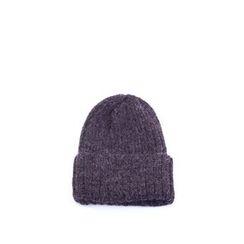 Ohkkage - Furry-Knit Beanie