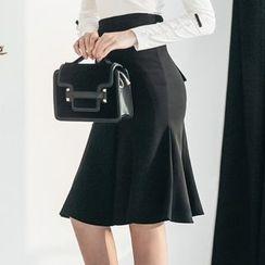 Yilda - A-Line Skirt