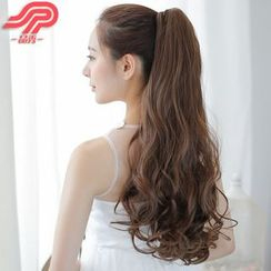 Pin Show - Claw Clip Ponytail - Wavy