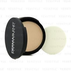 Dermablend - Intense Powder Camo Compact Foundation (Medium Buildable to High Coverage) - # Ivory