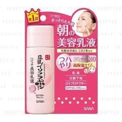 SANA 珊娜 - Soy Milk Q10 Day Emulsion SPF 50+ PA+++
