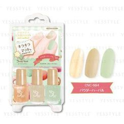 LUCKY TRENDY - Cocktail Nail Sweet Chiffon (Herbal Life)