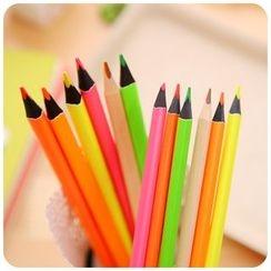 可爱屋 - 彩色铅笔